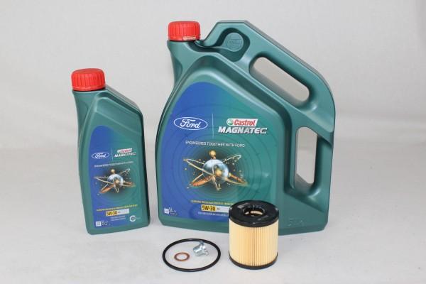 Ölwechselkit Ford 2,0 Diesel