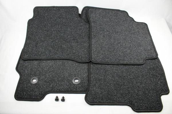 Fußmatten - Teppich - vorne + hinten Ford Mondeo Baujahr 10/2000 - 2/2007