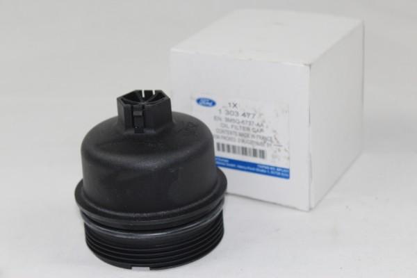Deckel für Ölfiltergehäuse Ford 2,0 + 2,2 Diesel