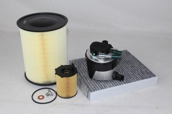 Inspektionskit 1,6 Diesel Ford Focus MK2