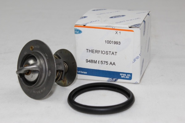 Thermostat + Dichtring Ford 1,6 + 1,8 + 2,0 16V