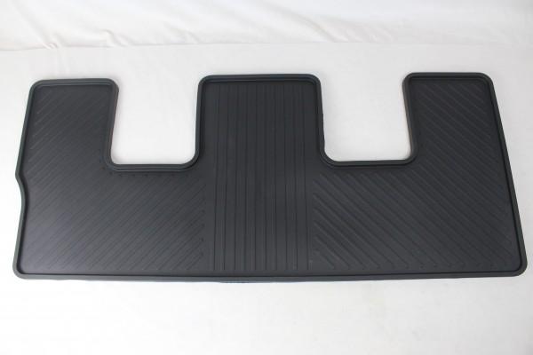 Fußmatte hinten 3. Sitzreihe Gummi Ford Galaxy - S-Max