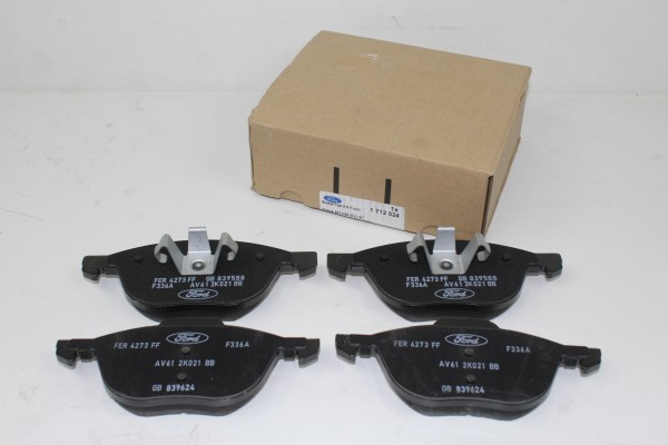 Bremsbeläge vorne Ford Focus - C-Max - EcoSport