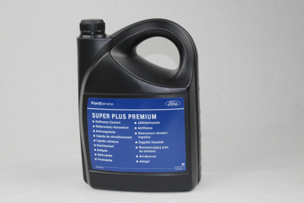 Kühlerfrostschutz - Kühlflüssigkeit 5 Liter
