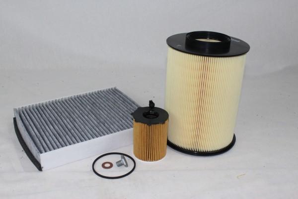 Filterkit Ford 1,5 + 1,6 Diesel