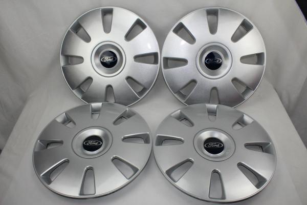 Radkappensatz 4 Stück für 16 Zoll Stahlfelgen