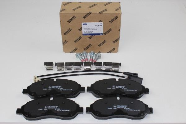 Bremsbeläge vorne Ford Transit - Tourneo - Custom