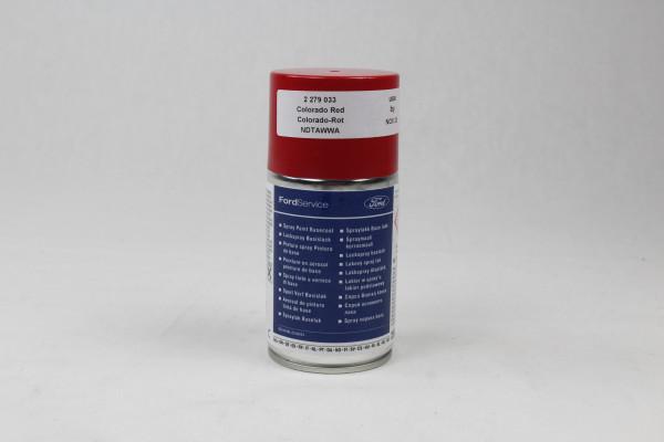Autolack Basislack Colorado-Rot 250ml