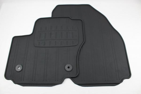 Fußmatten vorne (Gummi) Ford Galaxy - S-Max Baujahr 8/2012 - 1/2015