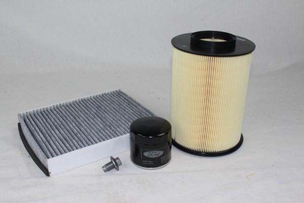Filterkit Ford 1,5 + 1,6 Benzinmotor