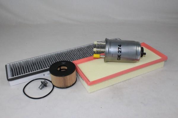 Inspektionskit 2,0 + 2,2 Diesel Ford Mondeo MK3