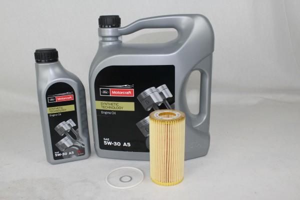 Ölwechselkit Ford 2,5 V5