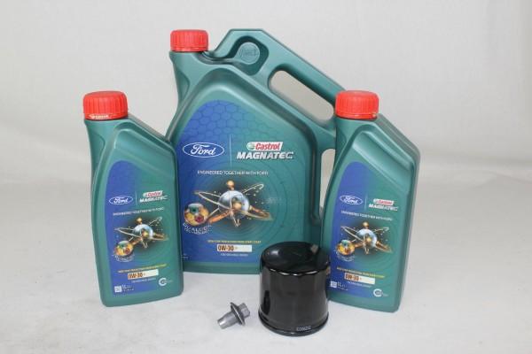 Ölwechselkit Ford 2,0 EcoBlue Diesel