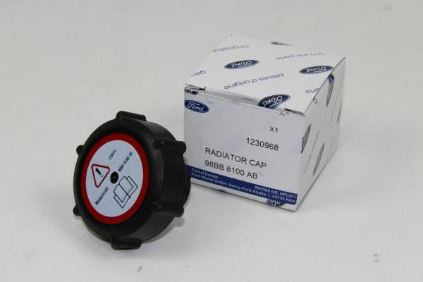 Verschlussdeckel für Ausgleichsbehälter Kühlflüssigkeit Ford Mondeo - Transit