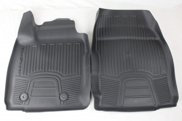 Fußmatten vorne Gummi Ford EcoSport