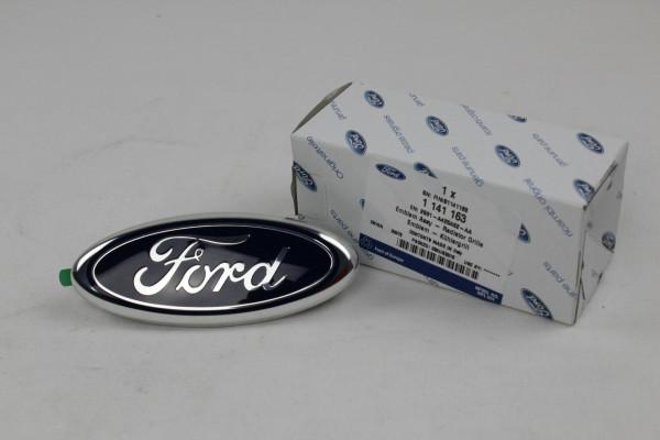 Fordemblem Ford S-Max - Fiesta