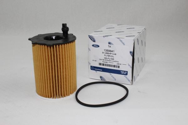 Ölfilter Ford 1,4 + 1,5 + 1,6 Diesel