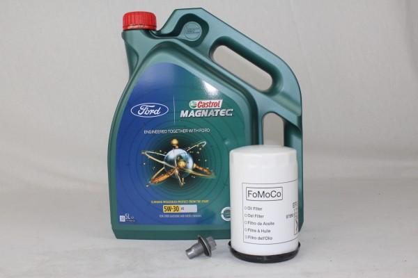 Ölwechselkit Ford Benzinmotor