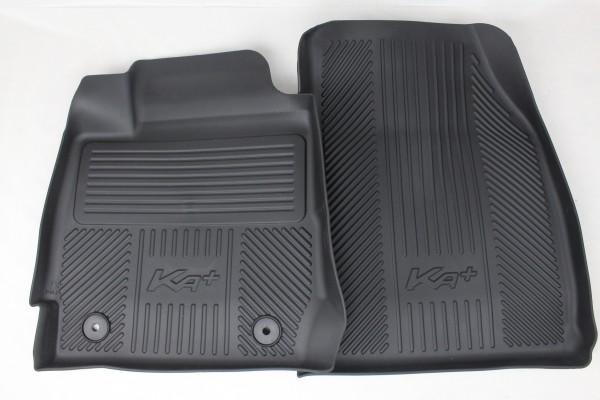 Fußmatten vorne Gummi Ford Ka+