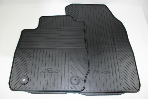 Fußmatten vorne Gummi Ford Fiesta