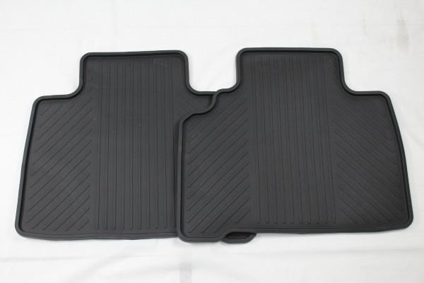 Fußmatten hinten Gummi Ford Galaxy - S-Max