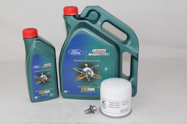 Ölwechselkit Ford 1,8 Diesel