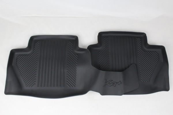 Fußmatten hinten Gummi Ford Ka+