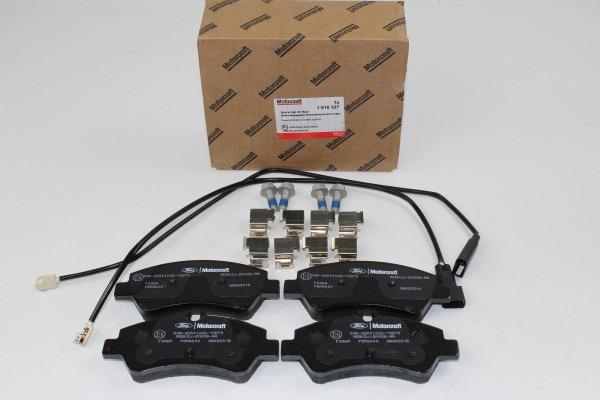 Bremsbeläge hinten Ford Transit - Tourneo - Custom