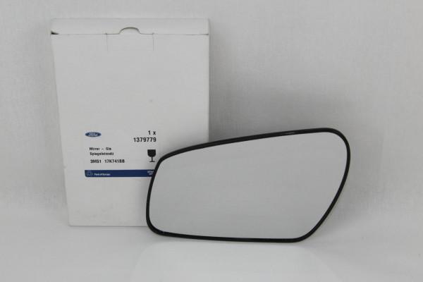 Außenspiegelglas links elektrisch verstellbar Ford C-Max