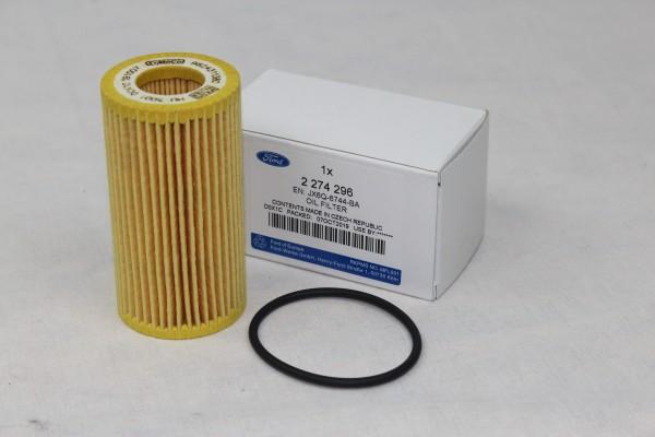 Ölfilter Ford 1,5 TDCI EcoBlue