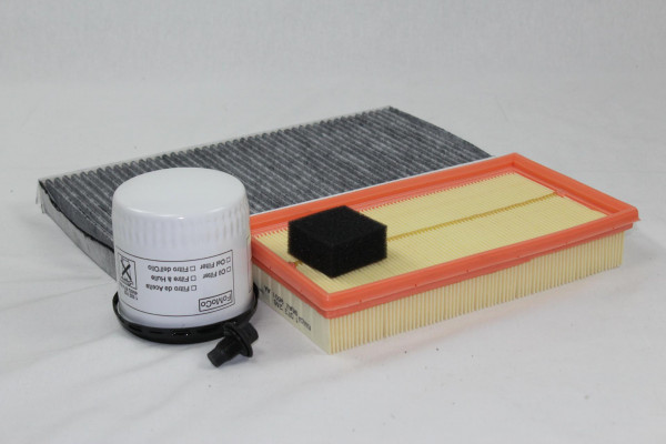 Filterkit 1,8 Diesel Ford Focus MK1 - Connect