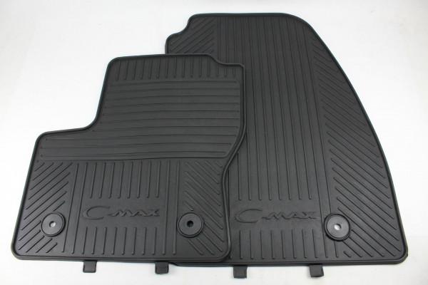 Fußmatten vorne Gummi Ford C-Max - Grand C-Max