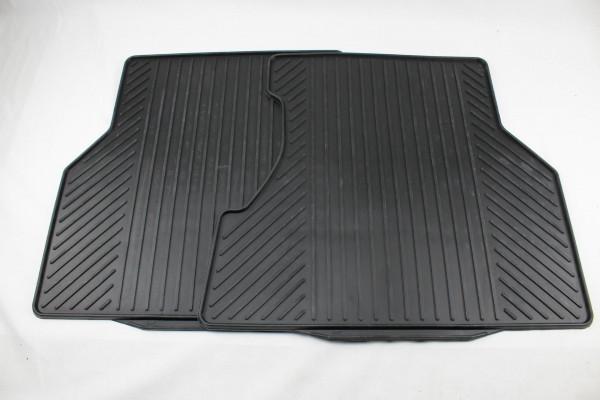 Fußmatten hinten (Gummi) Ford Focus Baujahr 7/2004 - 1/2011 (MK2)