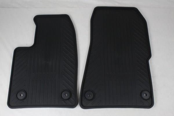 Fußmatten vorne Gummi Ford Transit - Tourneo - Custom