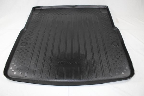 Laderaummatte Kofferraummatte Ford S-Max -mit 5 Sitzen- Baujahr 3/2006 - 1/2015