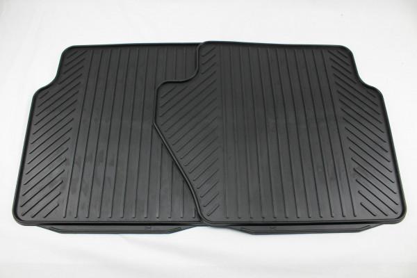 Fußmatten hinten Gummi Ford Fiesta