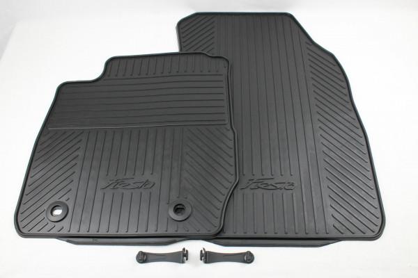 Fußmatten vorne (Gummi) Ford Fiesta Baujahr 7/2008 - 2/2011