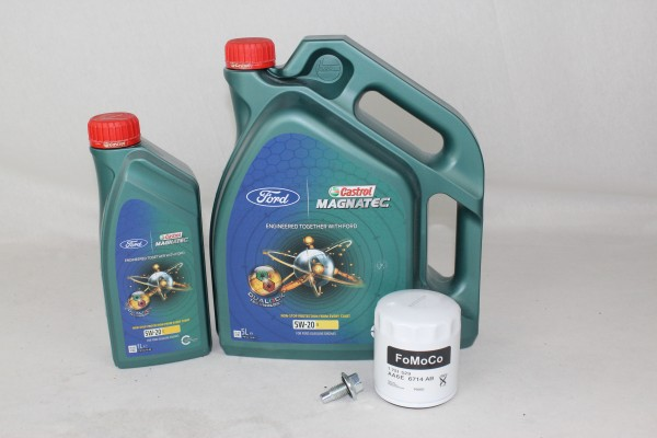 Ölwechselkit Ford 2,0 + 2,5 Benzinmotor