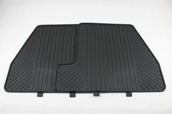 Fußmatten hinten Gummi Ford Focus MK3