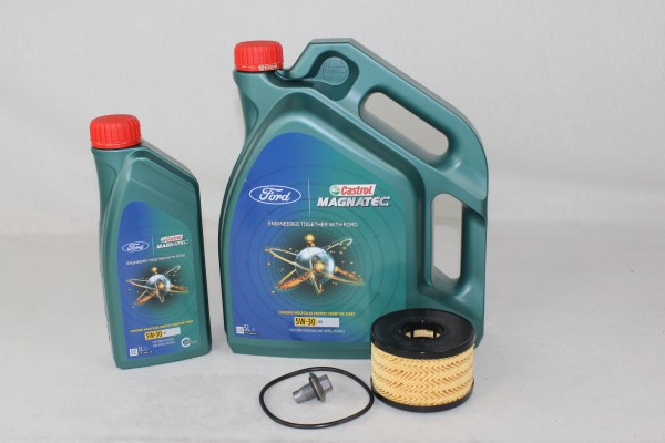 Ölwechselkit 2,0 + 2,2 Diesel Ford Mondeo MK3
