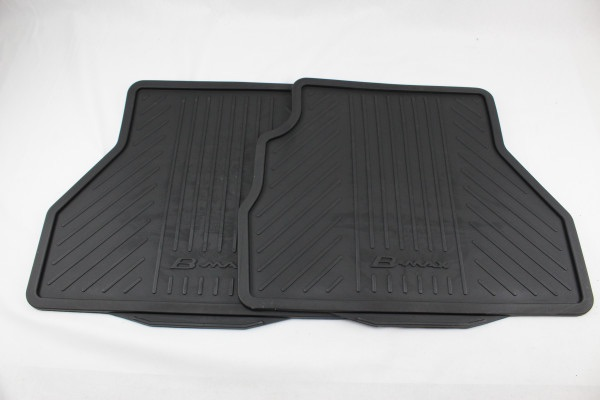 Fußmatten hinten (Gummi) Ford B-Max