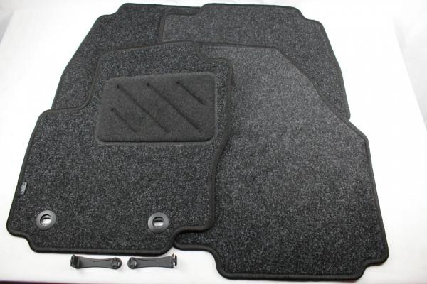 Fußmatten vorne + hinten Teppich Ford Mondeo MK4
