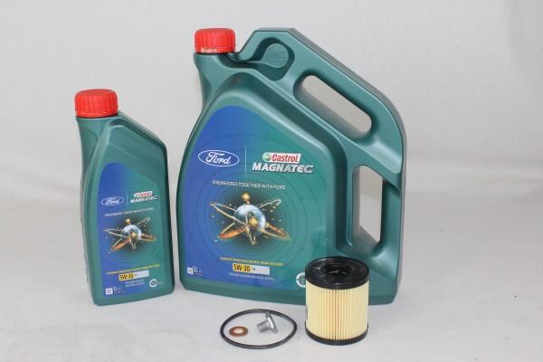 Ölwechselkit Ford 2,0 + 2,2 Diesel
