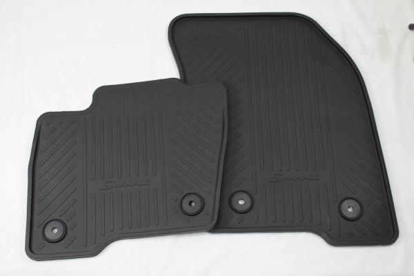 Fußmatten vorne Gummi Ford S-Max