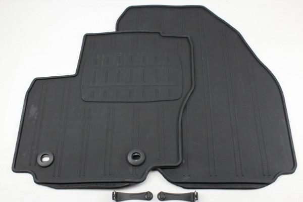 Fußmatten vorne Gummi Ford Galaxy - S-Max