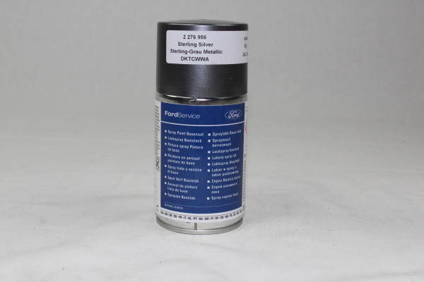 Autolack Basislack Sterling-Grau-Metallic 250ml